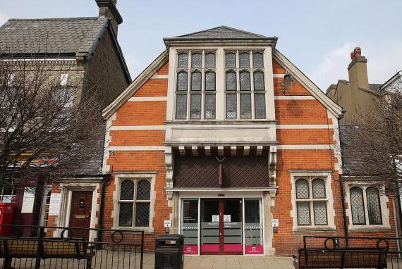 Buckhurstt Hill Library