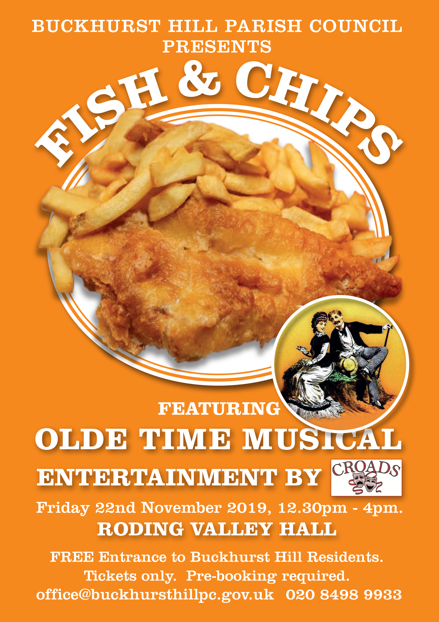 OLDE TIME MUSICAL Buckhurst Hill